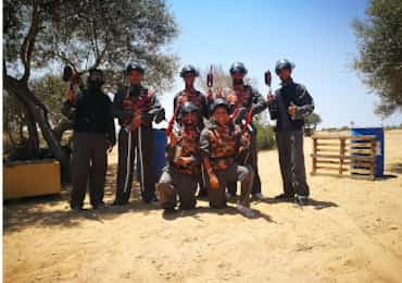 club paintball djerba